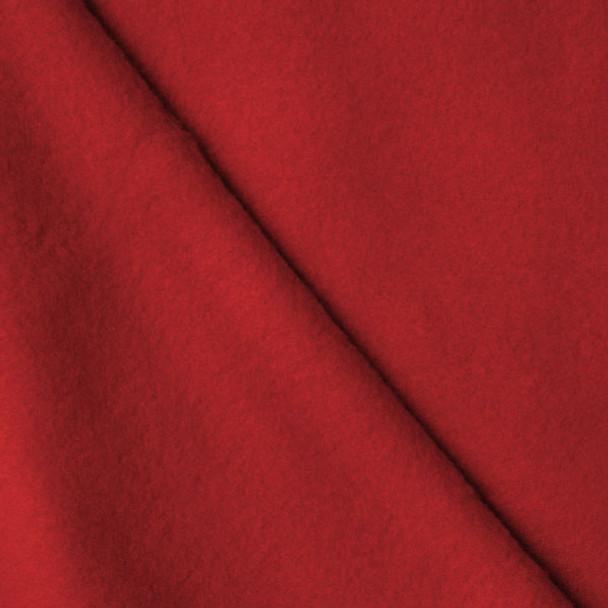 Red Polar Fleece