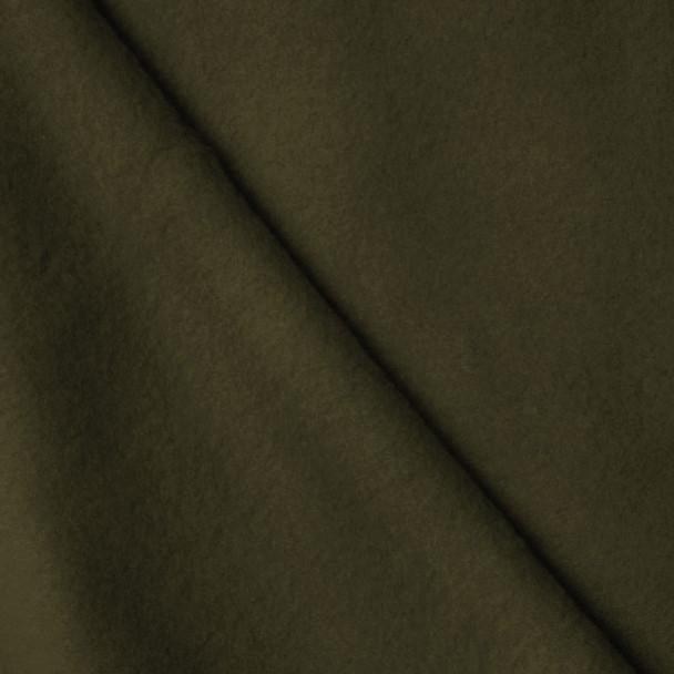 Olive Green Polar Fleece