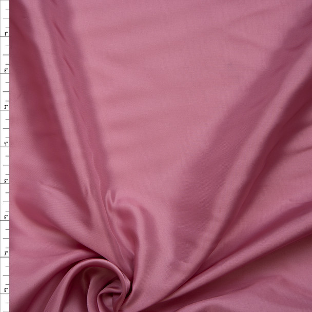 Mauve Rayon Lining Fabric By The Yard