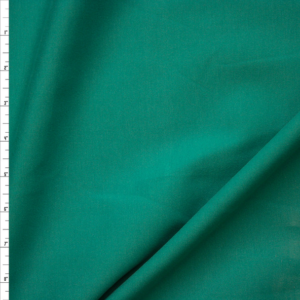 Bright Seafoam Heavy Midweight Stretch Ponte  Fabric By The Yard