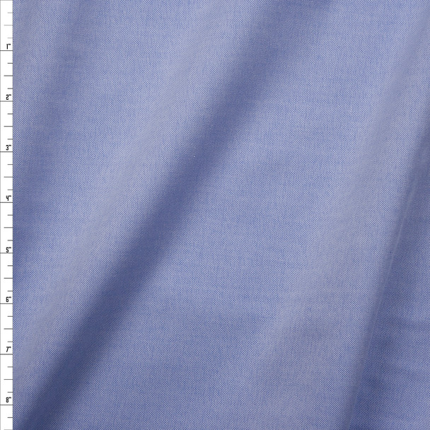 Light Blue Cotton Oxford Cloth from 'Brooks Brothers' Fabric By The Yard