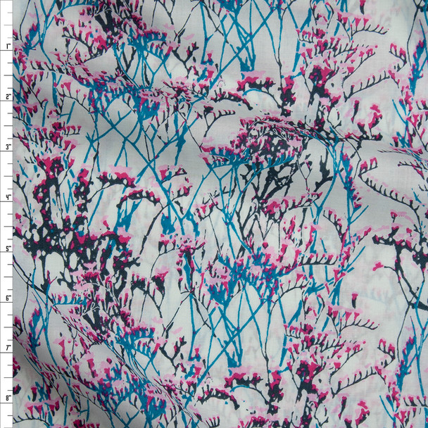 """Kladi Under Shadow"" Cotton Lawn Print from Art Gallery Fabrics Fabric By The Yard"