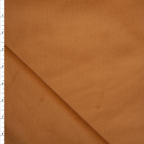 Caramel Heavyweight Corduroy from Carhartt Fabric By The Yard