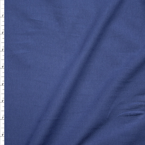 Cadet Blue 4-way Stretch Midweight Cotton/Spandex Jersey Knit Fabric By The Yard