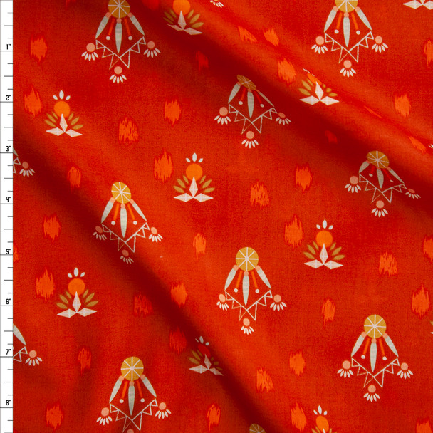 Dreamcatching Flare Cotton Voile from Art Gallery Fabrics Fabric By The Yard