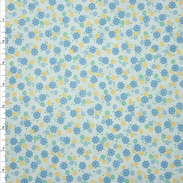 Darlene's Favorites Lake by Robert Kaufman Quilter's Cotton Fabric By The Yard