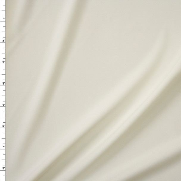 Ivory 5.8oz Nylon/Lycra Fabric By The Yard