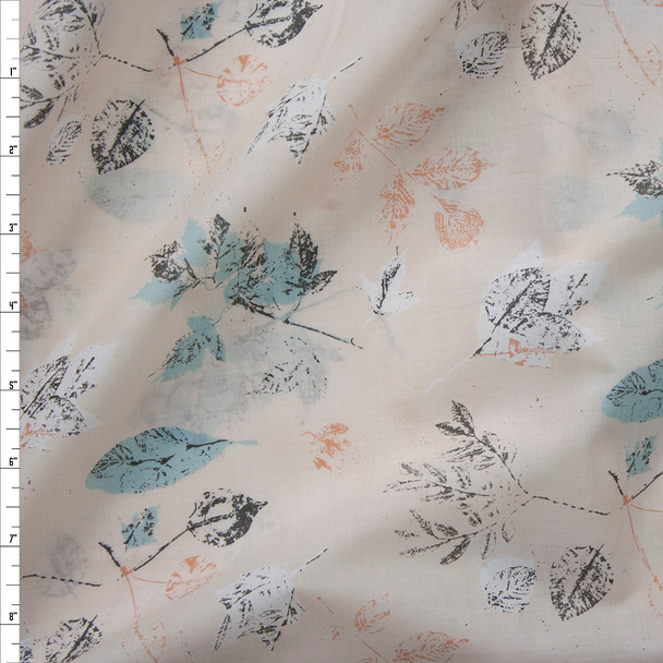 Arborescent Seasons Cotton Voile by Art Gallery Fabrics Fabric By The Yard
