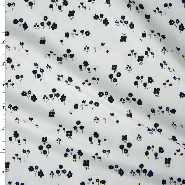 Scattered Sloe Fabric By The Yard