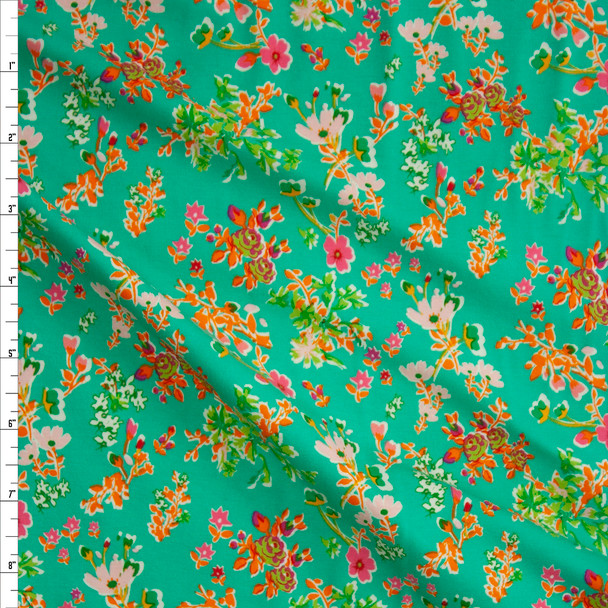 Cottagely Posy Fabric By The Yard