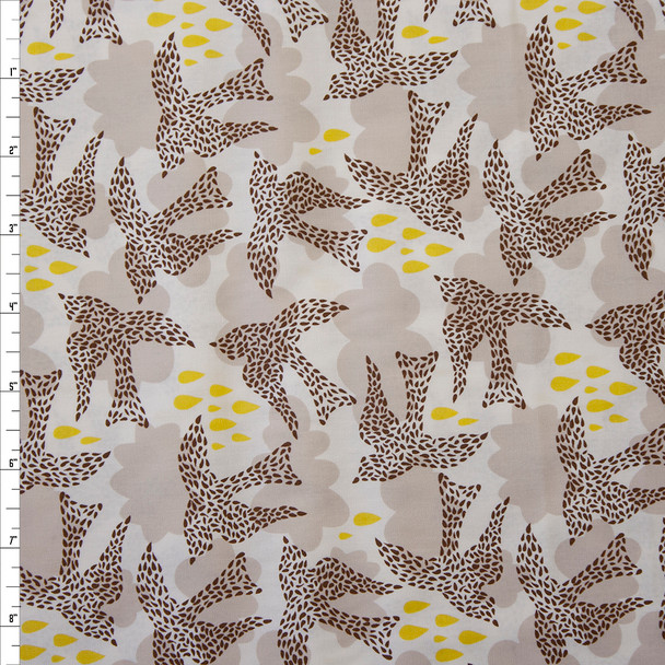 Fly by Night Quilter's Cotton from Art Gallery Fabrics Fabric By The Yard