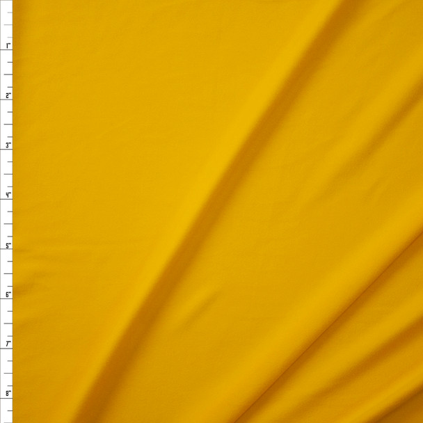 Daisy Solid Double Brushed Poly Spandex Fabric By The Yard