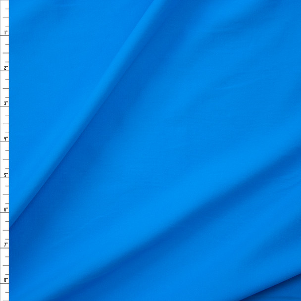 Turquoise Midweight Nylon Spandex Fabric By The Yard