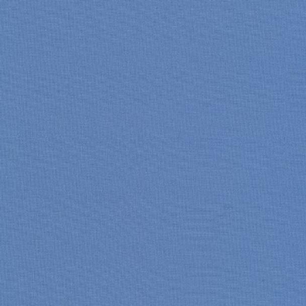 Denim Blue Kona Cotton by Robert Kaufman