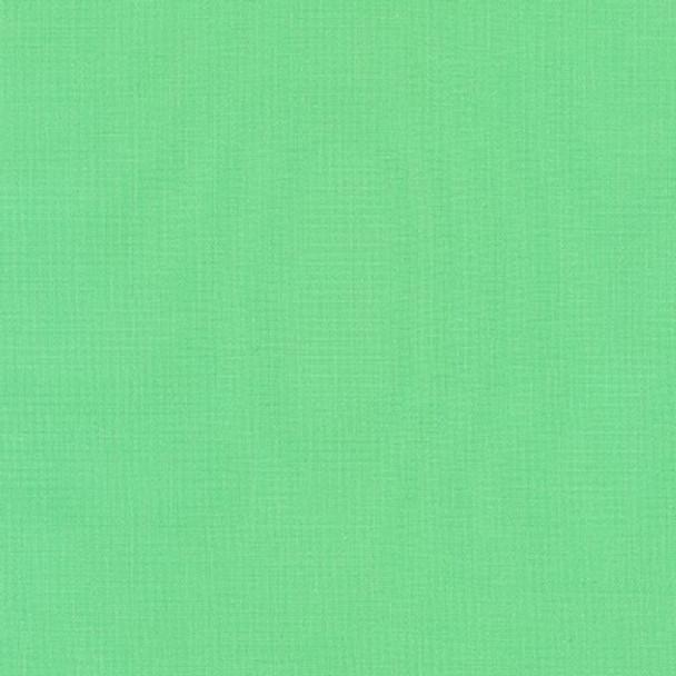Parakeet Kona Cotton by Robert Kaufman