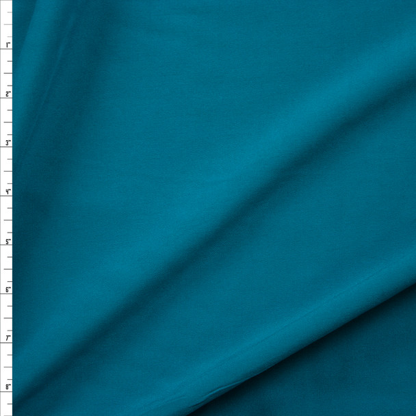 Jade Rayon Challis Fabric By The Yard