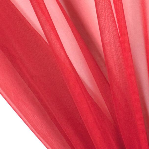 """Neon Pink 45"""" Chiffon"""