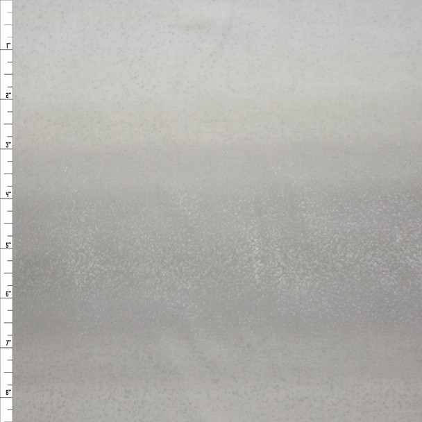 Via Metallic Silver Ombre Quilter's Cotton Print from Boundless Fabrics Fabric By The Yard