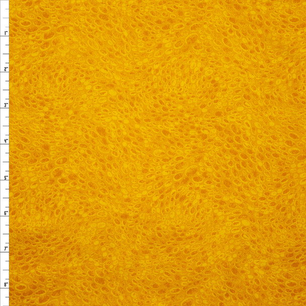Blenders Textures Yellow Quilter's Cotton Print from Boundless Fabrics Fabric By The Yard