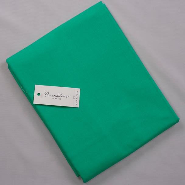 Boundless Jade (4y Bargain Cut) Fabric By The Yard