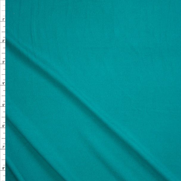 Jade Double Brushed Poly/Spandex Knit Fabric By The Yard