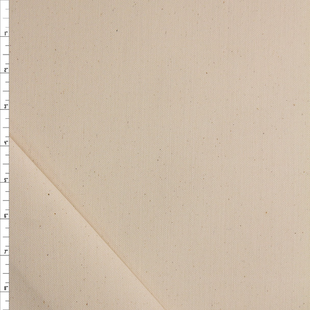 Natural Heavy Cotton Duck  Fabric By The Yard