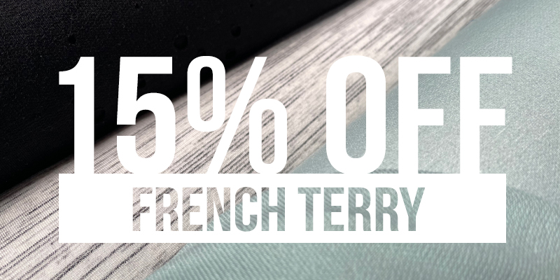 Shop French Terry