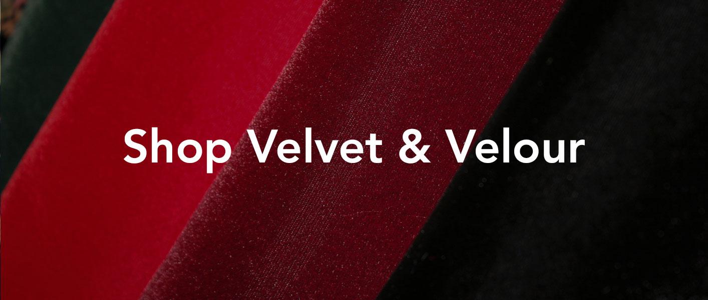 Shop Velvet Fabric