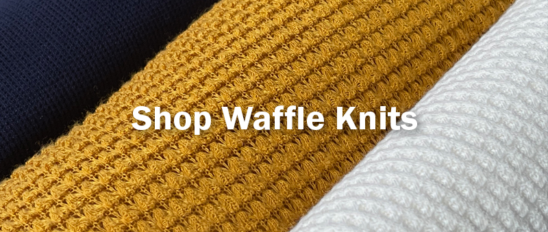 Shop Waffle Knits
