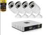 4CH HD NVR CCTV Kit