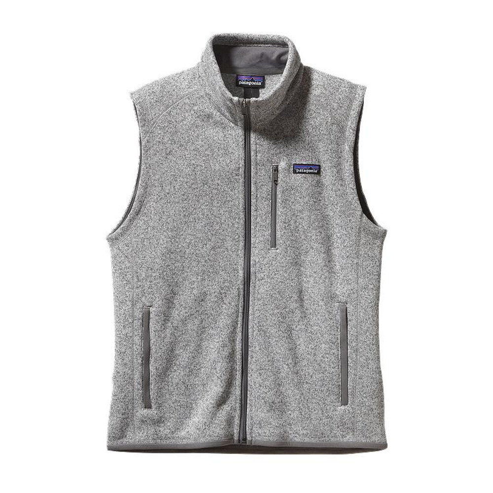 Patagonia Men's Better Sweater® Fleece Vest in Stonewash / STH