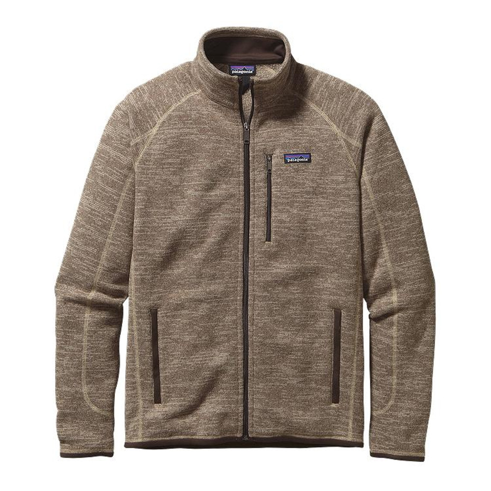 Patagonia Men's Better Sweater® Fleece Jacket in Pale Khaki / PEK