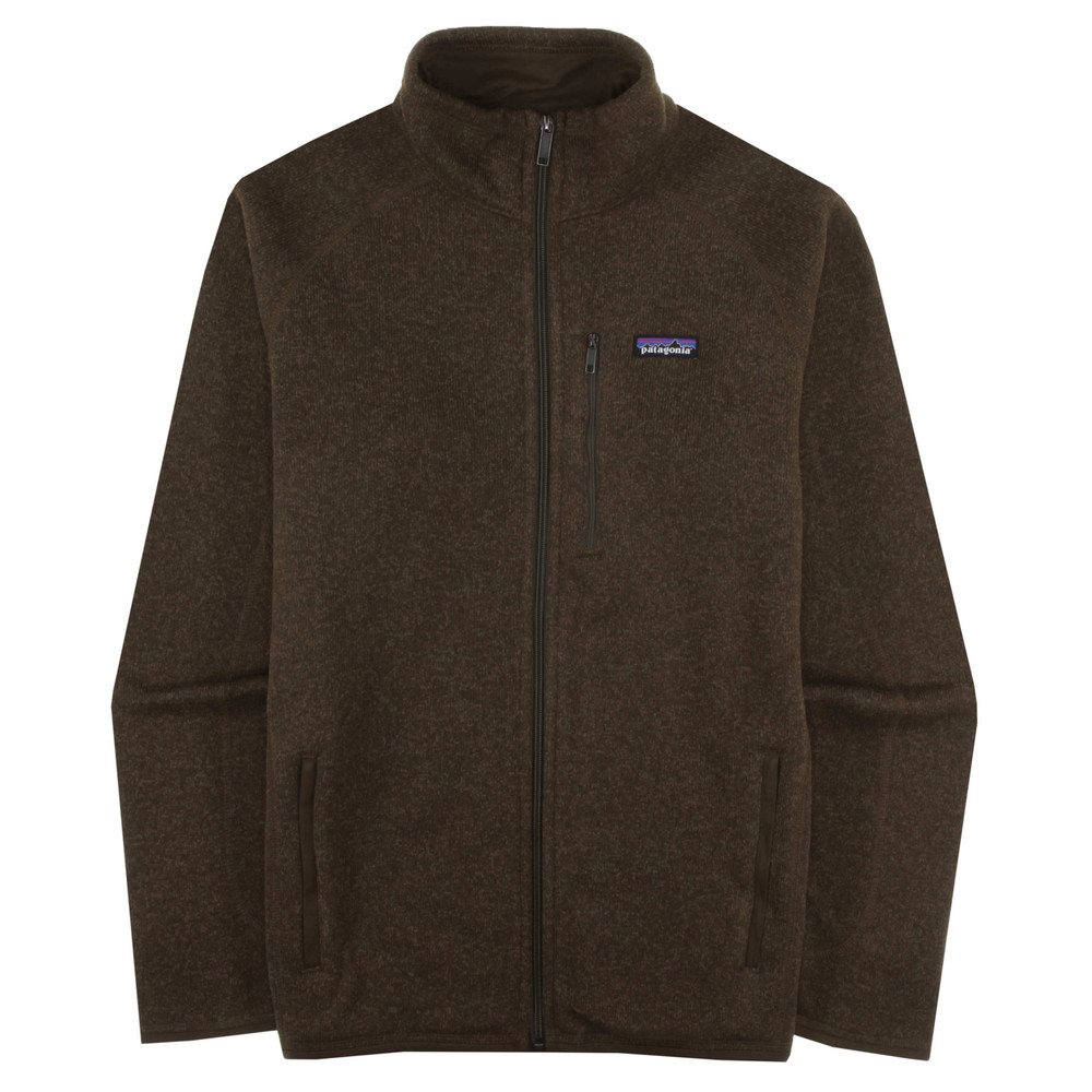 Patagonia Men's Better Sweater® Fleece Jacket in Sediment / SEMT