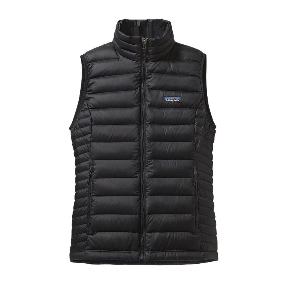 Patagonia Women's Down Sweater Vest in Black (BLK)