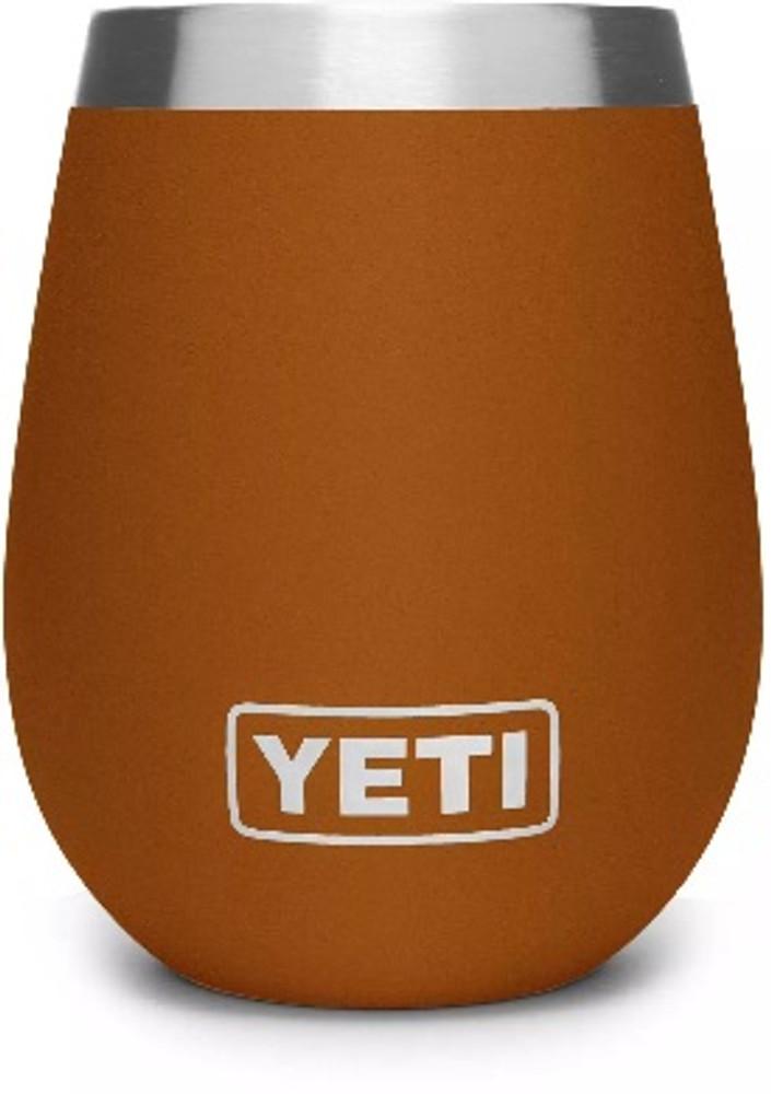 YETI Rambler 10 oz Wine Tumbler in Clay