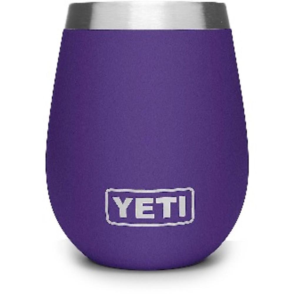 YETI Rambler 10 oz Wine Tumbler in Peak Purple