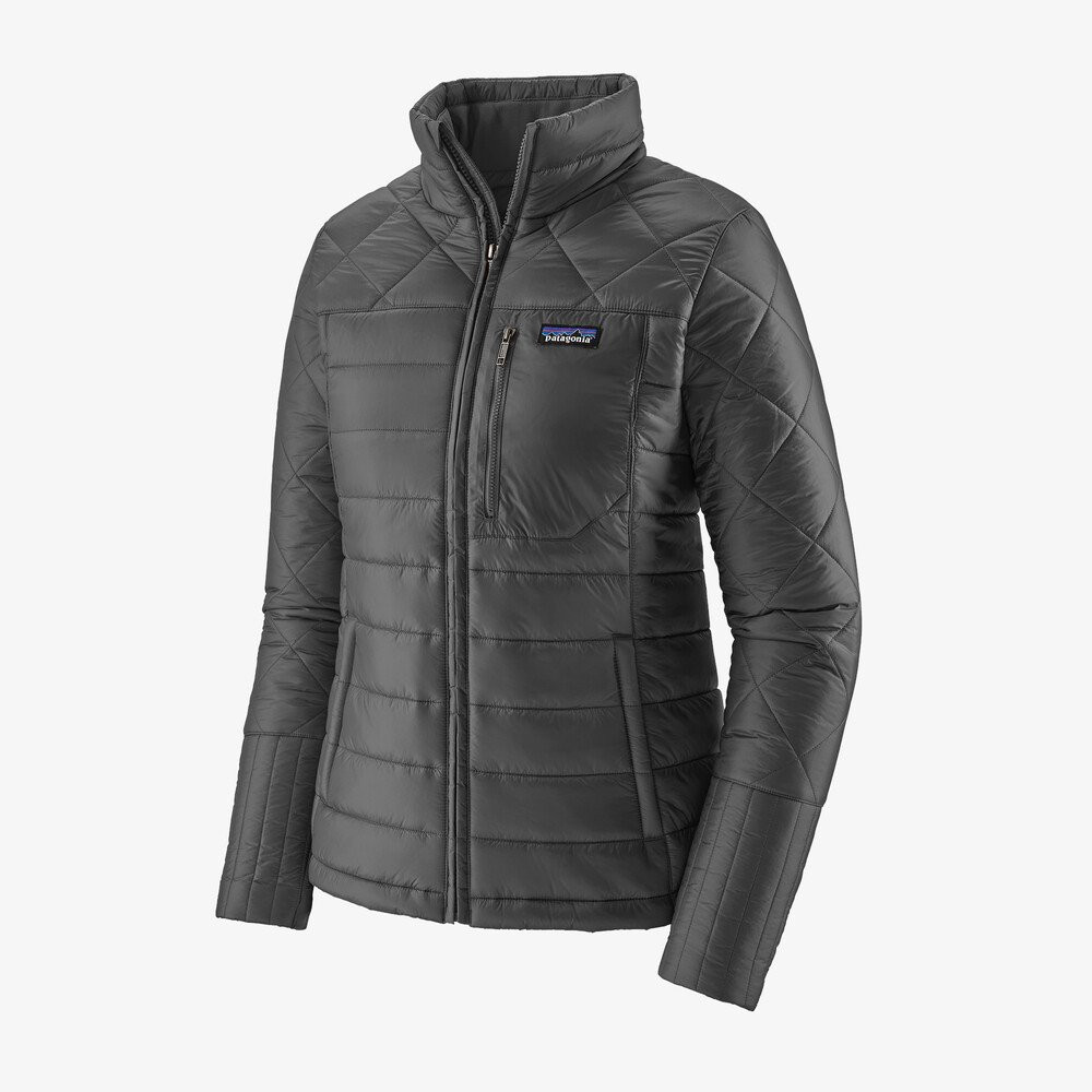 Patagonia Women's Radalie Jacket in Forge Grey / FGE