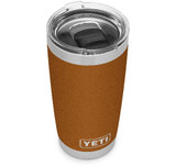 Limited Edition Clay Yeti Rambler Tumbler 20 oz