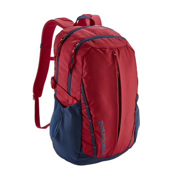 Patagonia Refugio Pack 28L Backpack in Classic Red / CSRD
