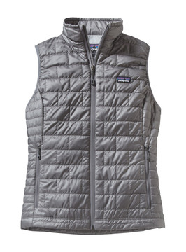 Patagonia Women's Nano Puff Vest in Feather Grey / FEA