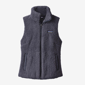 Patagonia Women's Los Gatos Fleece Vest in Smolder Blue / SMDB