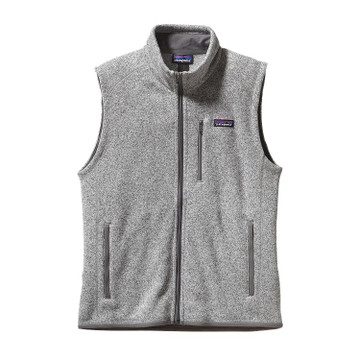 Patagonia Men's Better Sweater® Fleece Vest in Stonewash