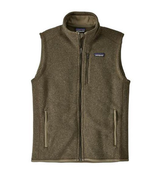 Patagonia Men's Better Sweater® Fleece Vest in Sage Khaki / SKA