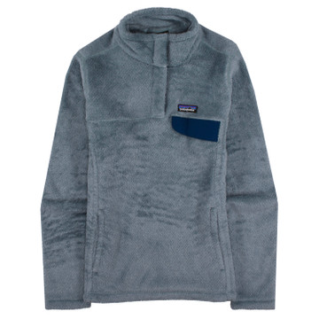 Patagonia Women's Re-Tool Snap-T® Fleece Pullover in Shadow Blue - Cadet Blue X-Dye (SABX)