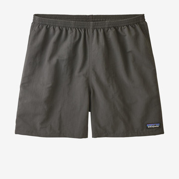 "Patagonia Men's Baggies Shorts - 5"" in Forge Grey / FGE"