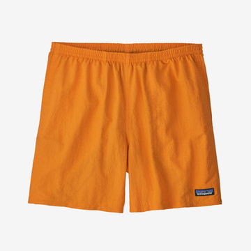 "Patagonia Men's Baggies Shorts - 5"" in Mango / MAN"