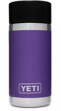 YETI Rambler 12 oz Bottle with Hotshot Cap in Peak Purple