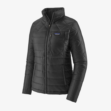 Patagonia Women's Radalie Jacket in Black / BLK