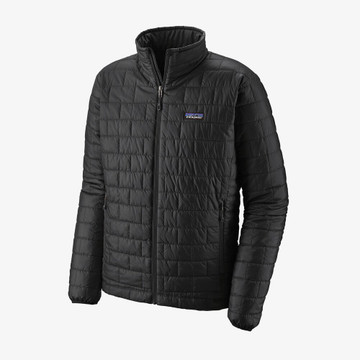 Patagonia Men's Nano Puff Jacket in Black / BLK