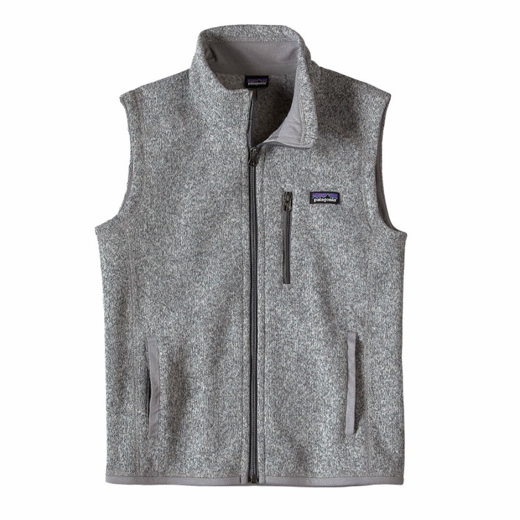 Patagonia Better Sweater Fleece Vest for Boys in Stonewash